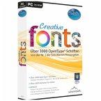 Creative Fonts (Download für Windows)