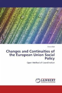 Changes and Continuities of the European Union Social Policy