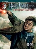 Harry Potter Instrumental Solos - Alto Saxophone, w. MP3-CD