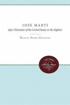 José Martí: Epic Chronicler of the United States in the Eighties