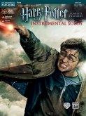 Harry Potter Instrumental Solos - Flute, w. MP3-CD