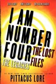 I Am Number Four: The Lost Files 01. The Legacies
