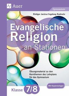 Evangelische Religion an Stationen 7-8 Gymnasium