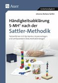 Händigkeitsabklärung SMH nach der Sattler-Methodik