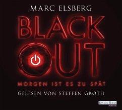 BLACKOUT - (MP3-Download) - Elsberg, Marc