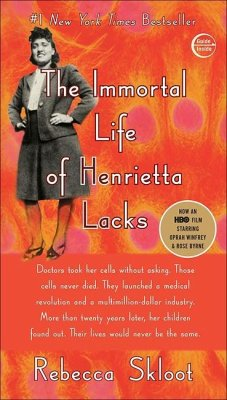 Immortal Life of Henrietta Lacks - Skloot, Rebecca