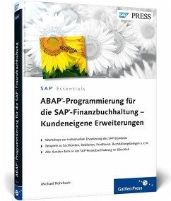 ABAP-Programmierung für die SAP-Finanzbuchhaltu...