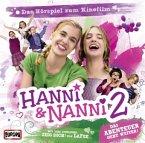 Original-Hörspiel zum Kinofilm / Hanni und Nanni Bd.2 (1 Audio-CD)