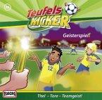 Geisterspiel! / Teufelskicker Hörspiel Bd.36 (1 Audio-CD)
