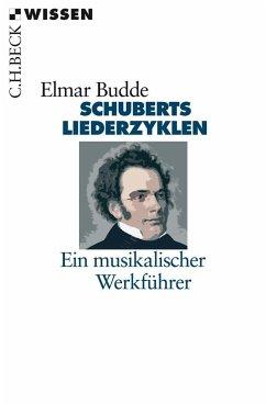 Schuberts Liederzyklen - Budde, Elmar