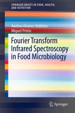 Fourier Transform Infrared Spectroscopy in Food Microbiology - Alvarez-Ordóñez, Avelino; Prieto, Miguel
