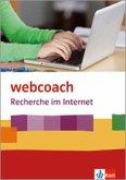 webcoach. Recherche im Internet 5./6. Schuljahr (Arbeitshefte im 10er Paket)