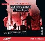 Gefährliches Schweigen / Svea Andersson Bd.2, 6 Audio-CDs