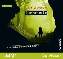 Todeswald / Svea Andersson Bd.1 (6 Audio-CDs)