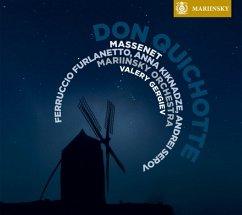 Don Quichotte - Gergiev/Mariinsky Orchestra/+