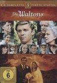 Die Waltons - Die komplette 5. Staffel (7 Discs)