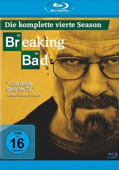 Breaking Bad - Die komplette vierte Season BLU-RAY Box