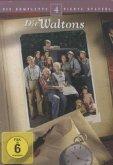 Die Waltons - Die komplette 4. Staffel (7 Discs)