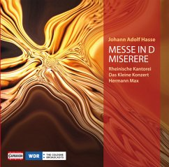 Messe In D/Miserere