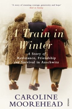 A Train in Winter - Moorehead, Caroline