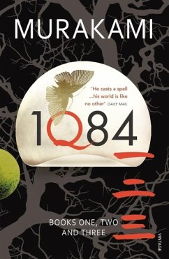 1Q84, English edition - Murakami, Haruki