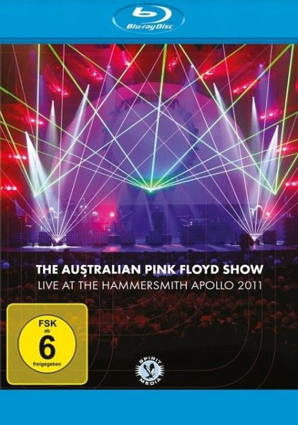The Australian Pink Floyd Show - Live at the Hammersmith Apollo 2011 (2 Discs) - Australian Pink Floyd Show,The