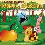 Warum laufen Fliegen an der Decke?, 1 Audio-CD / Die kleine Schnecke, Monika Häuschen, Audio-CDs Nr.24
