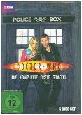 Doctor Who - Die komplette erste Staffel DVD-Box