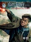 Harry Potter Instrumental Solos (String Series), Viola + Piano Accompaniment, m. MP3-CD