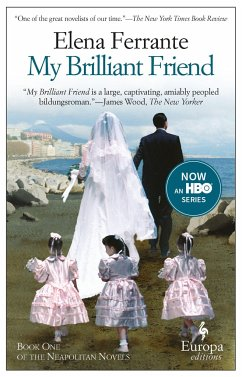 My Brilliant Friend, Book 1: Childhood, Adolescence - Ferrante, Elena; Goldstein, Ann