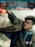 Harry Potter Instrumental Solos (String Series), Cello + Piano Accompaniment, m. MP3-CD