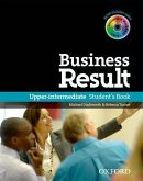 Business Result DVD Edition: Upper-intermediate: Student's Book Pack with DVD-ROM