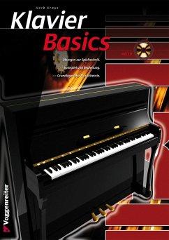 Klavier Basics, m. Audio-CD - Kraus, Herb