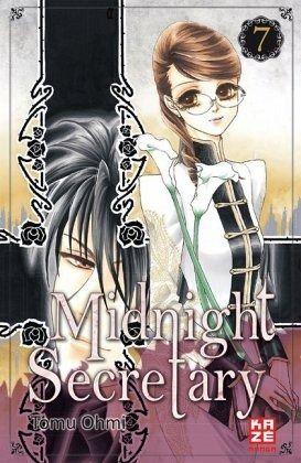 Buch-Reihe Midnight Secretary