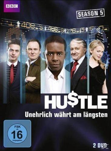 Hustle – Unehrlich Währt Am Längsten