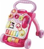 VTech 80-077054 - Spiel- und Laufwagen, rosa