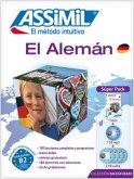 Libro + 1 MP3-CD + 4 Audio-CDs / Assimil El Aleman