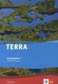 TERRA Geographie für Sachsen - Ausgabe für Gymnasien. Arbeitsheft 7. Klasse