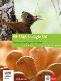 Prisma Biologie. Ausgabe für Niedersachsen - Differenzierende Ausgabe. Schülerbuch mit Schüler-CD-ROM 5./6. Schuljahr