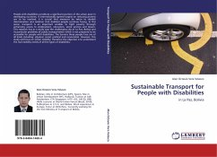 Sustainable Transport for People with Disabilities