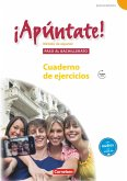 ¡Apúntate! - Ausgabe 2008 - Band 5 - Paso al bachillerato - Cuaderno de ejercicios mit Audio-Materialien