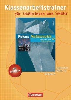 Fokus Mathematik 10. Schuljahr: Einführungsphas...