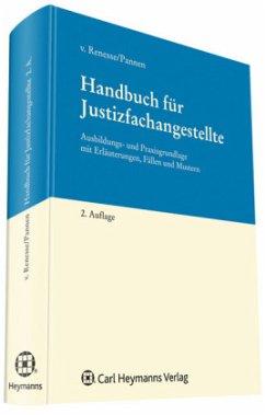 Handbuch für Justizfachangestellte