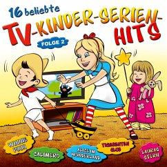 16 Beliebte Tv-Kinder-Serien-Hits Folge 2 - Partykids,Die