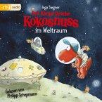 Der kleine Drache Kokosnuss im Weltraum / Die Abenteuer des kleinen Drachen Kokosnuss Bd.17 (MP3-Download)