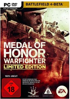 Medal Of Honor: Warfighter - Limited Edition (PC)