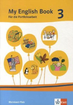 My English Book. Activity Book 3. Für die Portf...