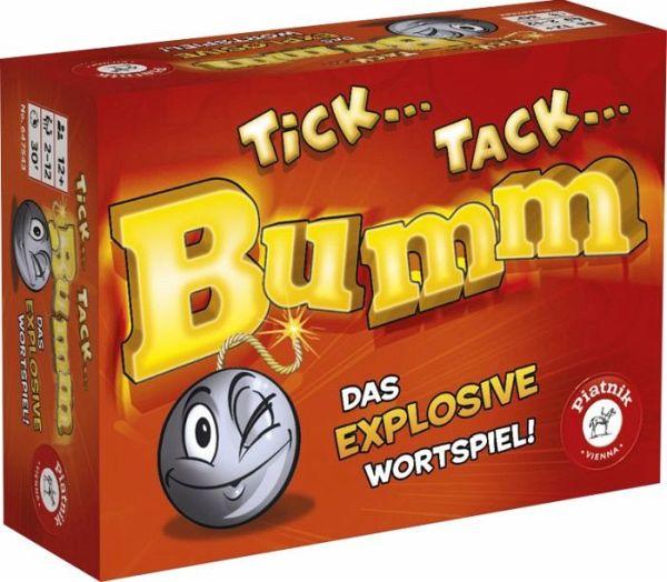 Bumm Spiel