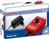 Fischertechnik 505283 - Power Set, 9 Volt Netz-Adapter
