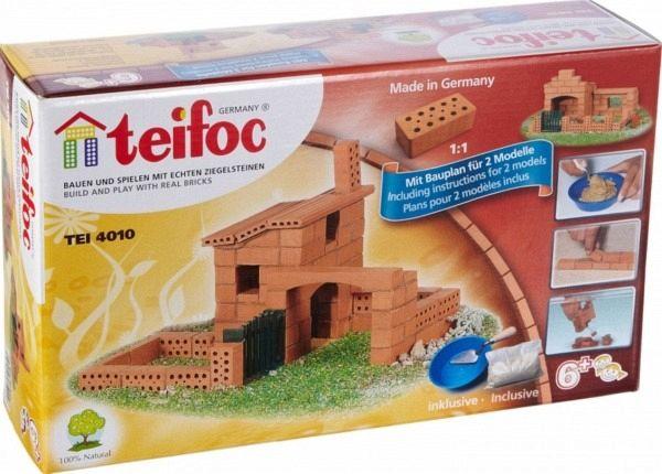 Teifoc Haus klein Bei bücher immer portofrei